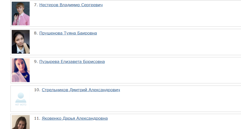фото «Отчислена по причине смерти»: профиль погибшей на вечеринке студентки удалили с сайта НГМУ 2