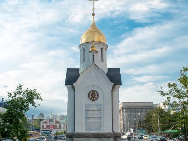 Фото Кресты на них есть: новосибирские зэки перестроили часовню в честь святителя Николая 2