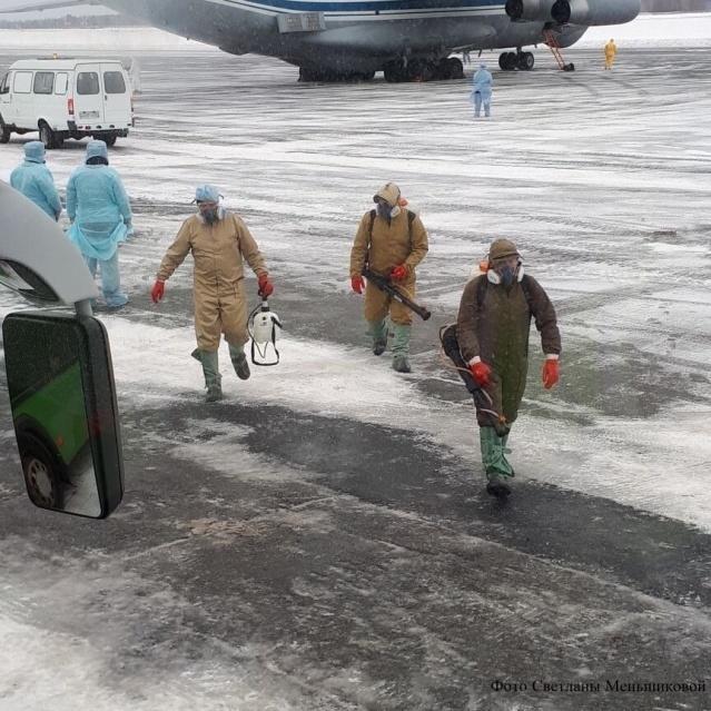 фото «Валите к себе!»:  жители Сибири и Урала взбунтовались против карантинных зон для больных коронавирусом 2
