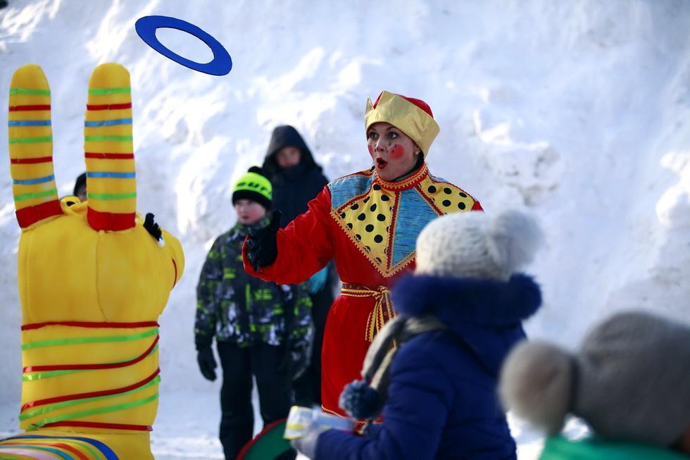 фото Масленица: полная программа празднования в Новосибирске 2