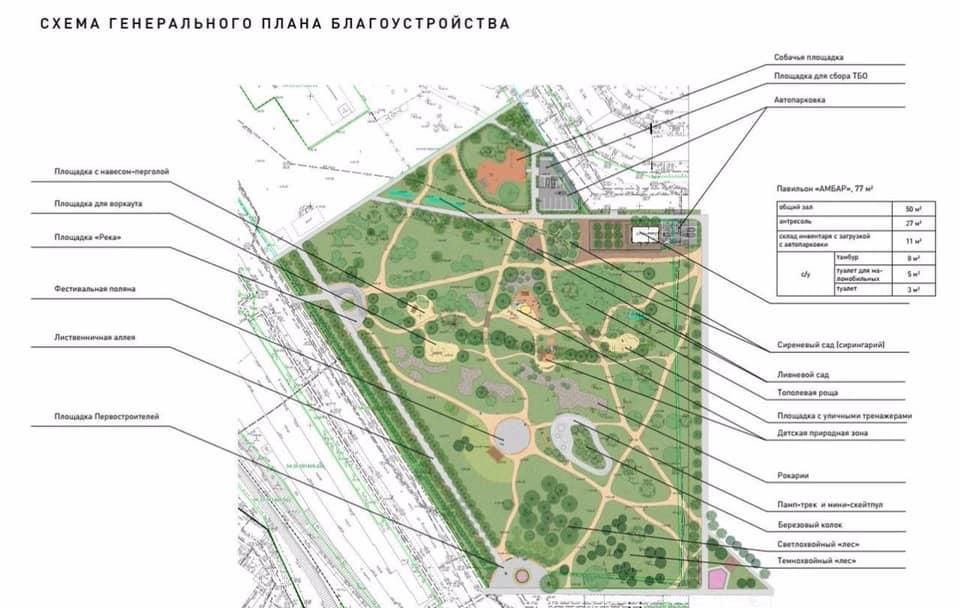 фото Стало известно, что построят на проданном участке земли в новосибирском Академгородке 2