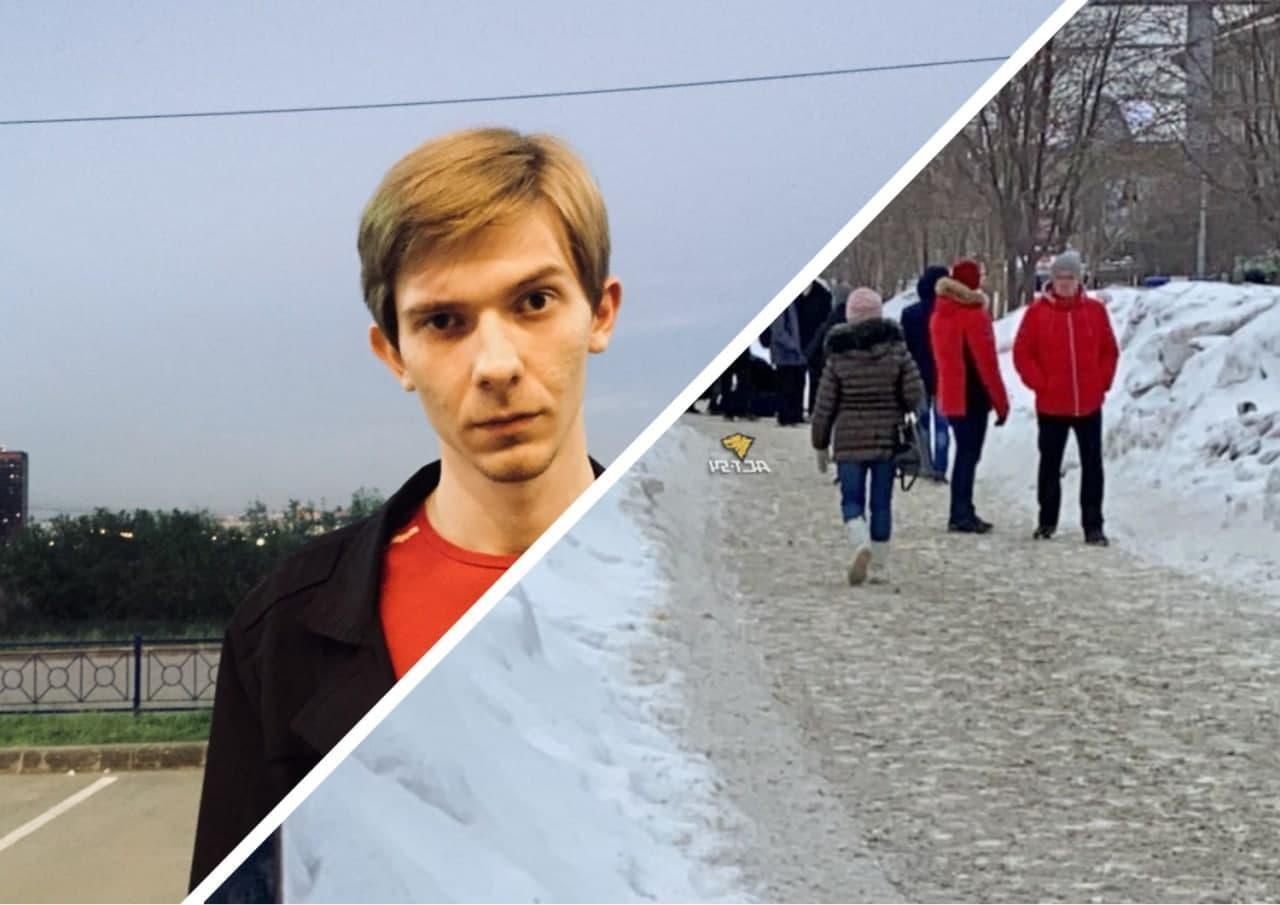 фото Смерть Андрея Мягкова, провал на ЧМ по биатлону, убийство студента НГТУ - итоги недели Сиб.фм 3