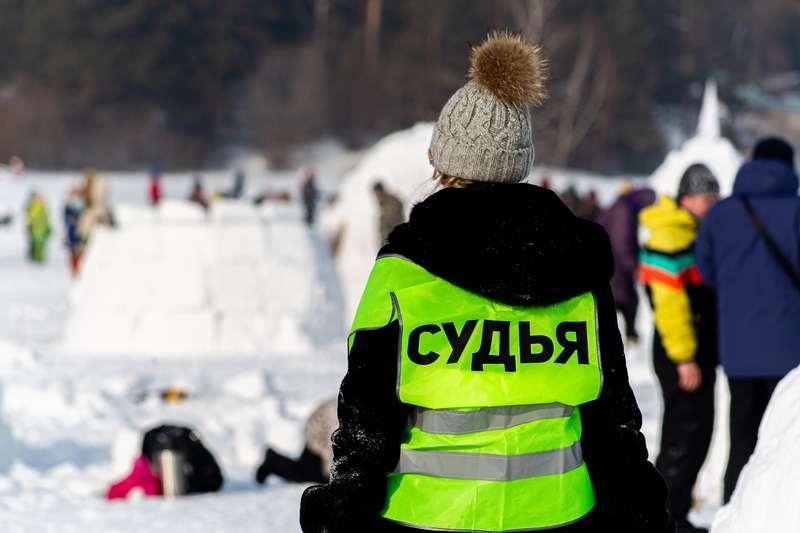 фото В Новосибирске состоялся фестиваль «Город эскимосов – 2021» по строительству иглу - фото 4