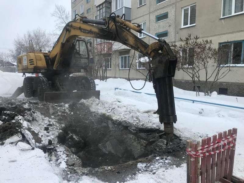 Фото Энергетики восстановили теплоснабжение города под Новосибирском 2