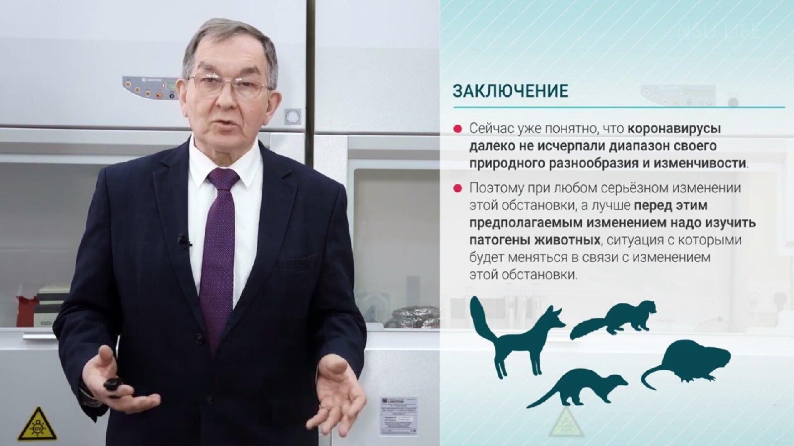 фото Новосибирский учёный заявил о непобедимости коронавируса 2