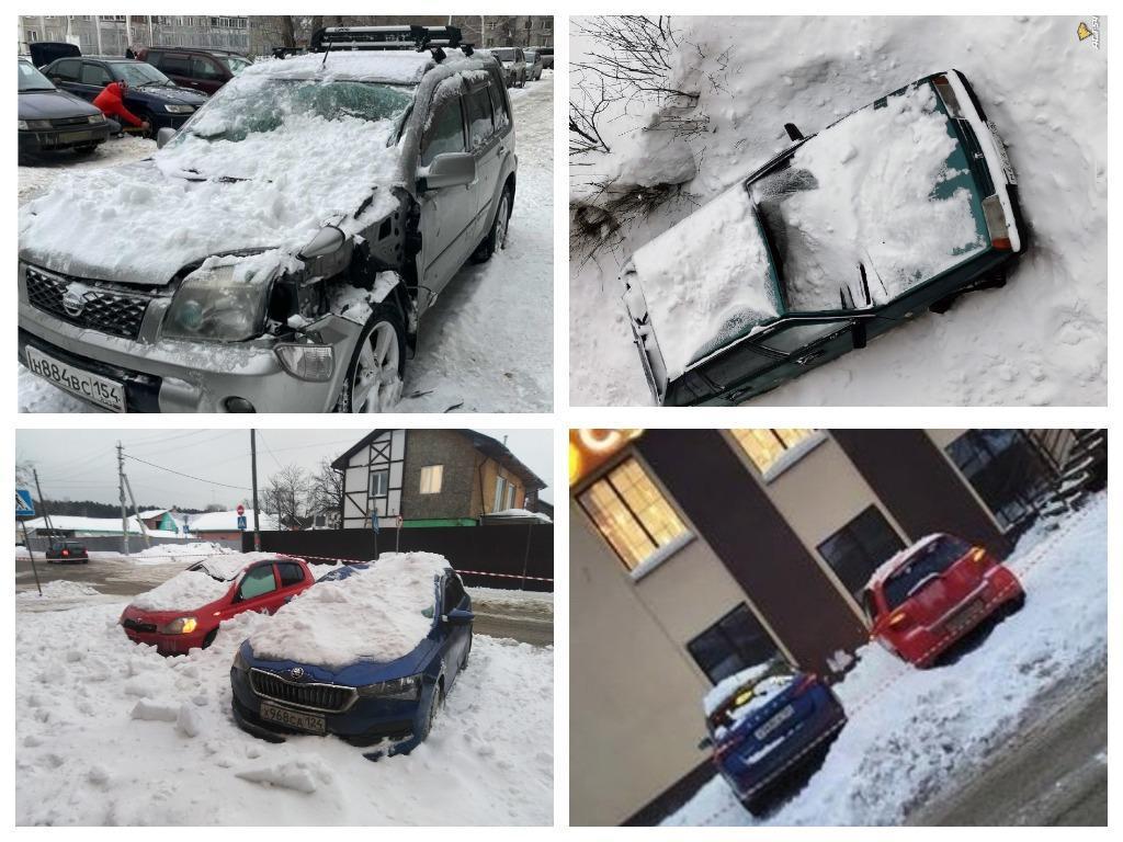 фото Копать, дышать, не паниковать: советы спасателей о том, что делать, если накрыло снежной глыбой 2