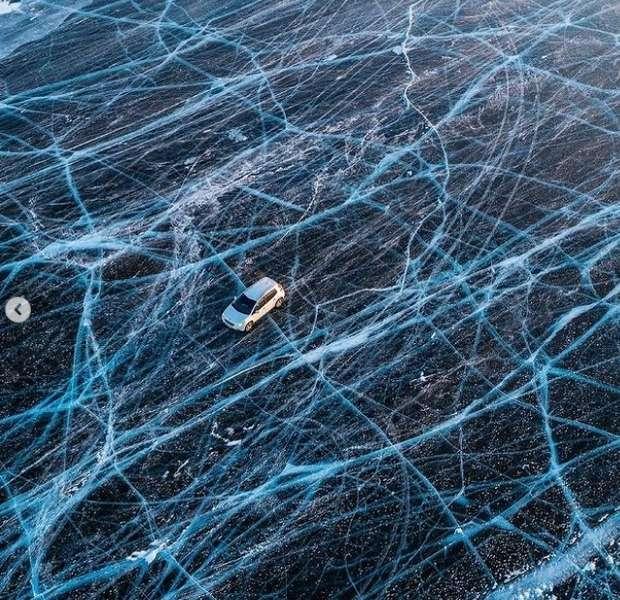 Фото Новосибирский фотограф удивил подписчиков невероятными фото Байкала 4