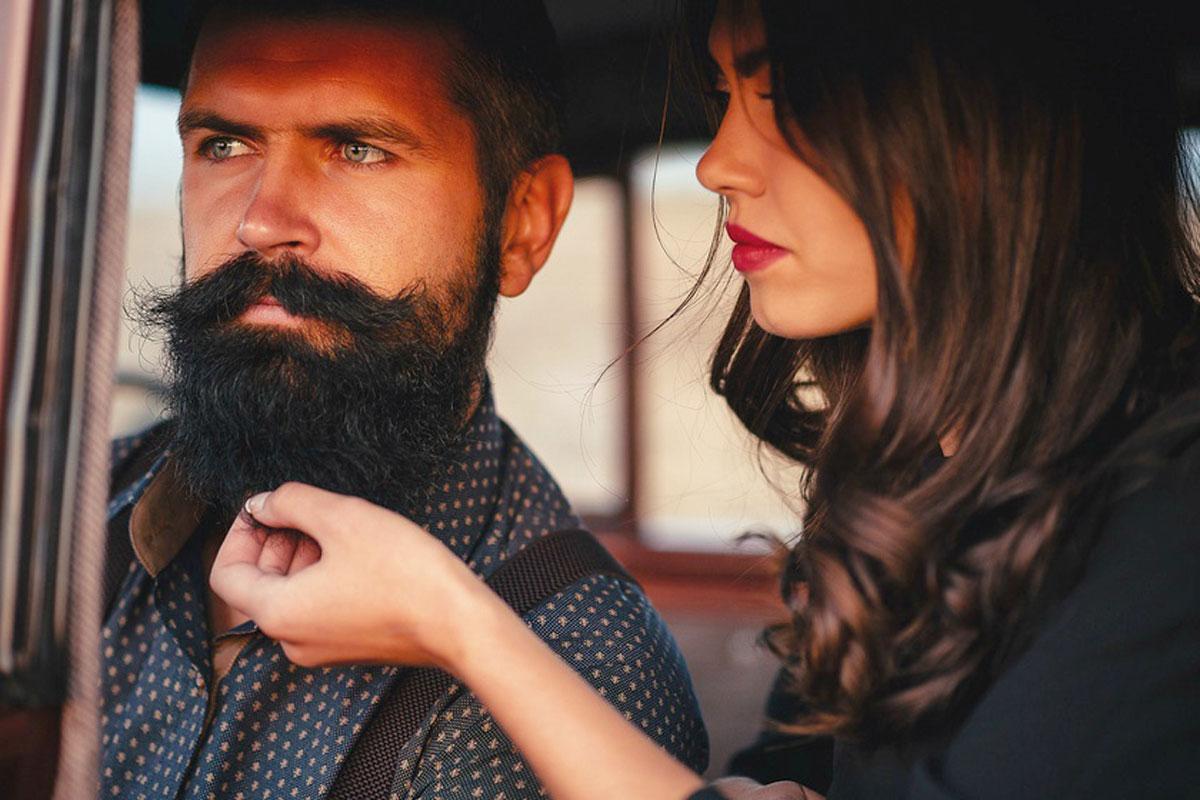Фото А он такой, мужчина с бородой: женщины перечислили внешние черты лучших любовников 2