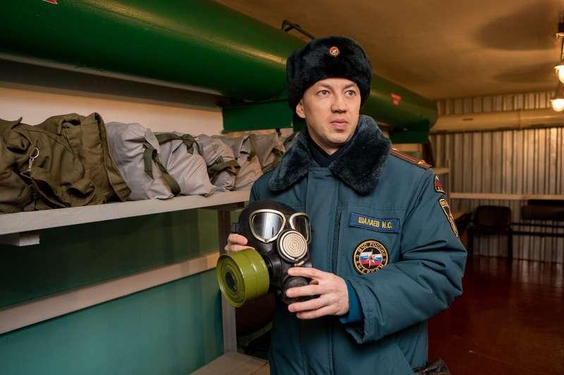 фото Где прячутся новосибирские машинисты во время авианалета: репортаж из бомбоубежища РЖД - фото 5