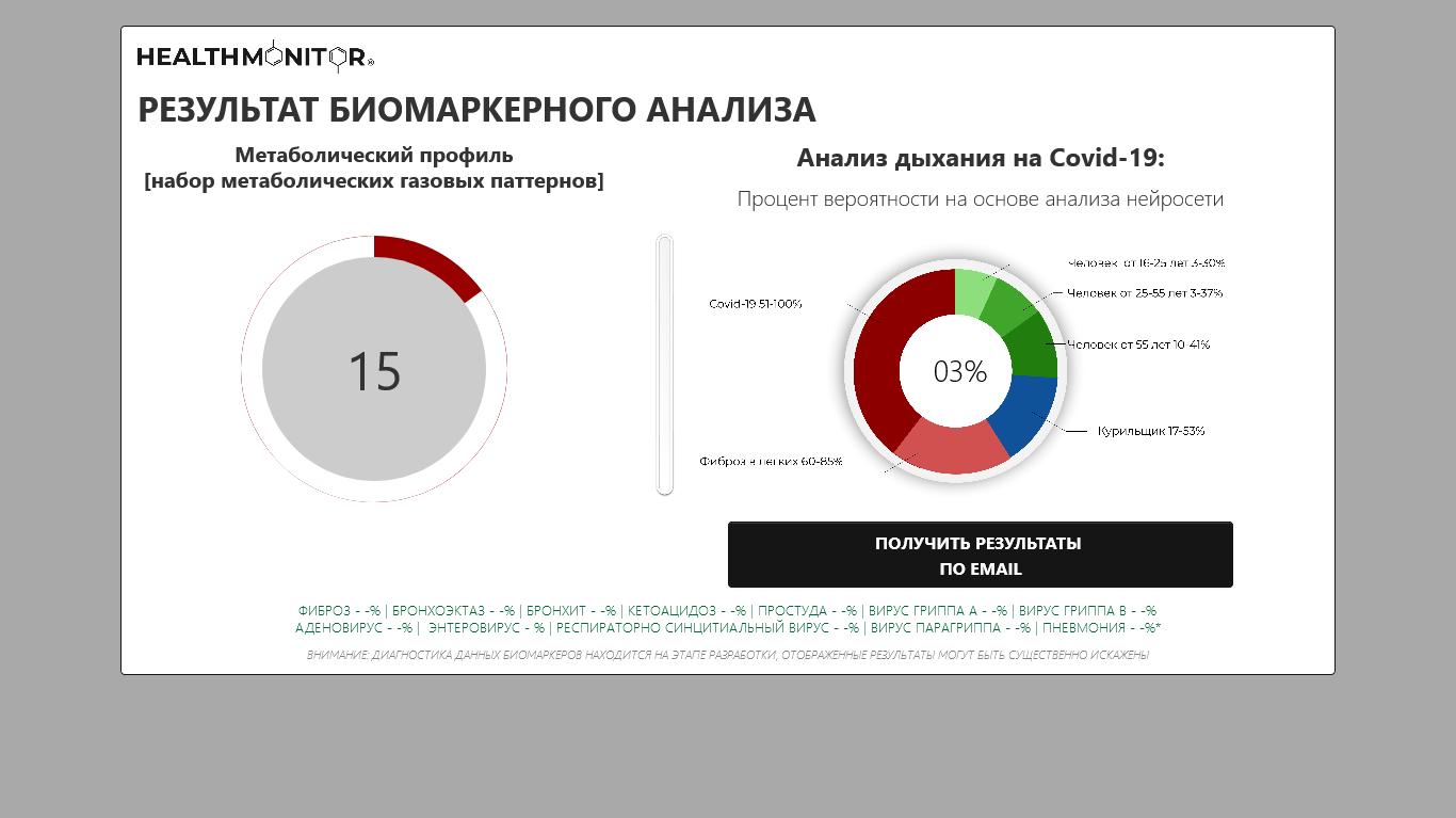 Фото В Новосибирске начали бесплатно тестировать на коронавирус: для проверки нужно просто дыхнуть  в трубочку 4