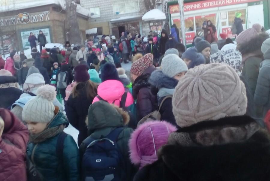 фото Эвакуация, морозы и победа - Итоги недели Сиб.фм 5
