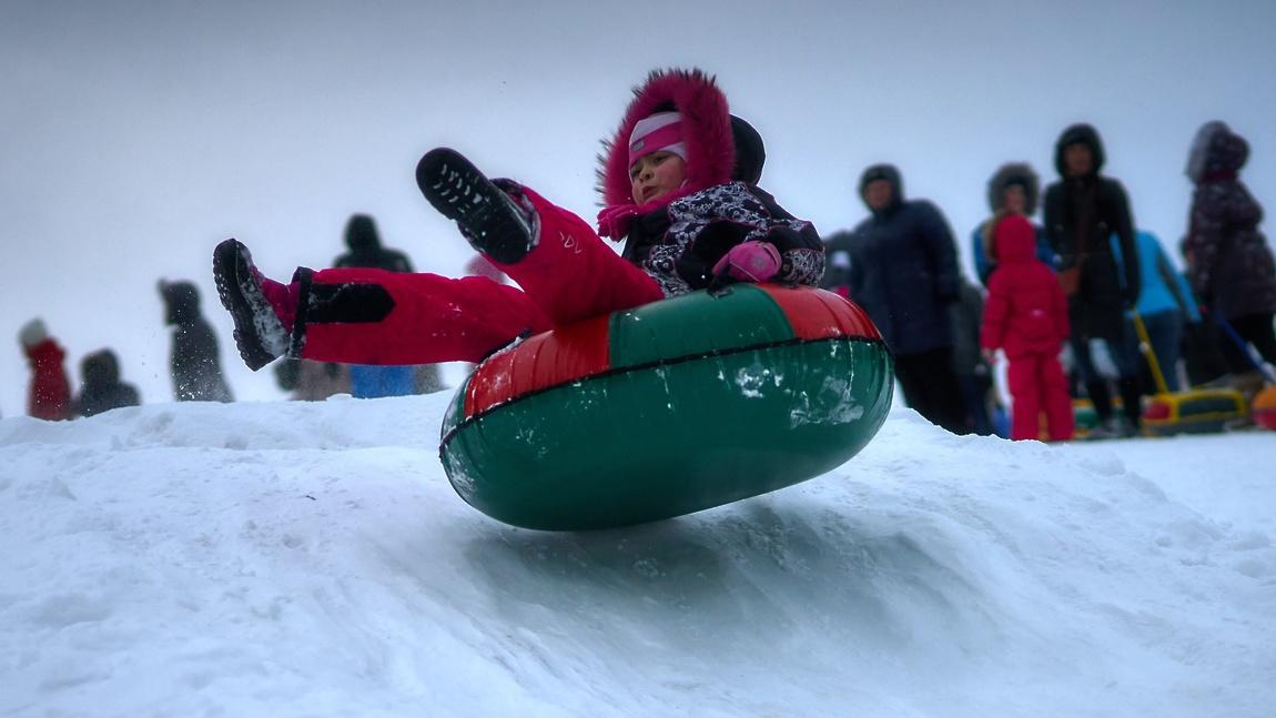 фото Смертельная горка: всё, что известно о гибели маленькой девочки в первый день 2021 года в Новосибирске 6