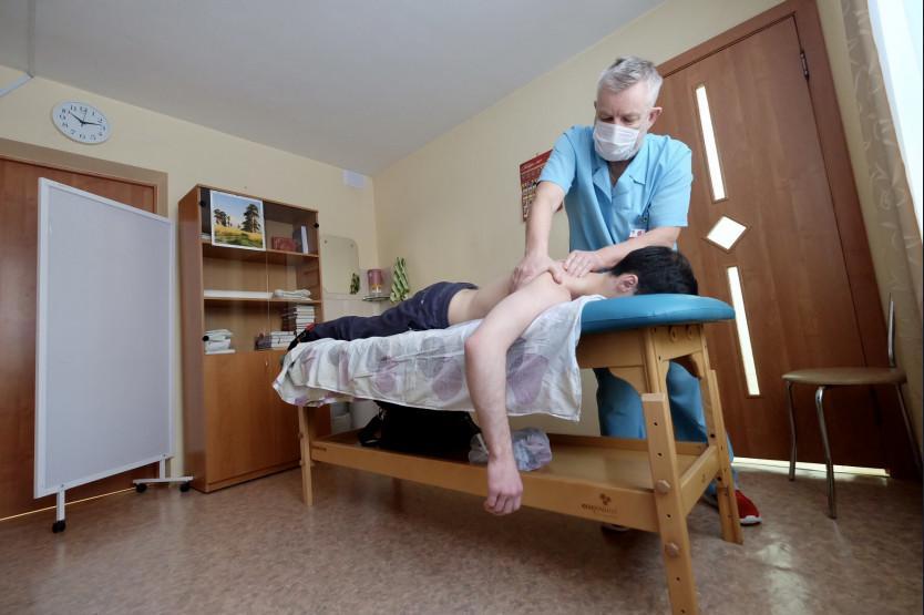 фото Сауна, массаж и углекислые ванны: как в Новосибирске ставят на ноги пациентов после коронавируса 2