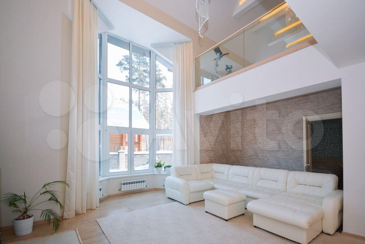 Фото «Чтоб я так жил!»: топ-6 самых шикарных загородных домов под Новосибирском для тех, у кого есть 100 млн рублей на счастье 3