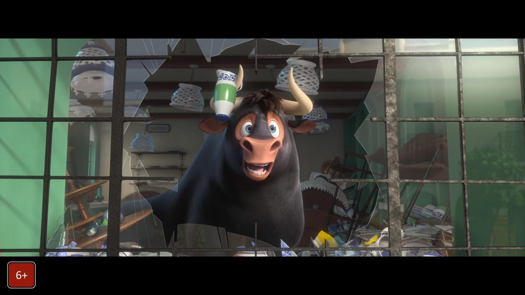 фото Рога, копыта и харизма: пять лучших мультфильмов о быках, которыми засматриваются не только дети 2
