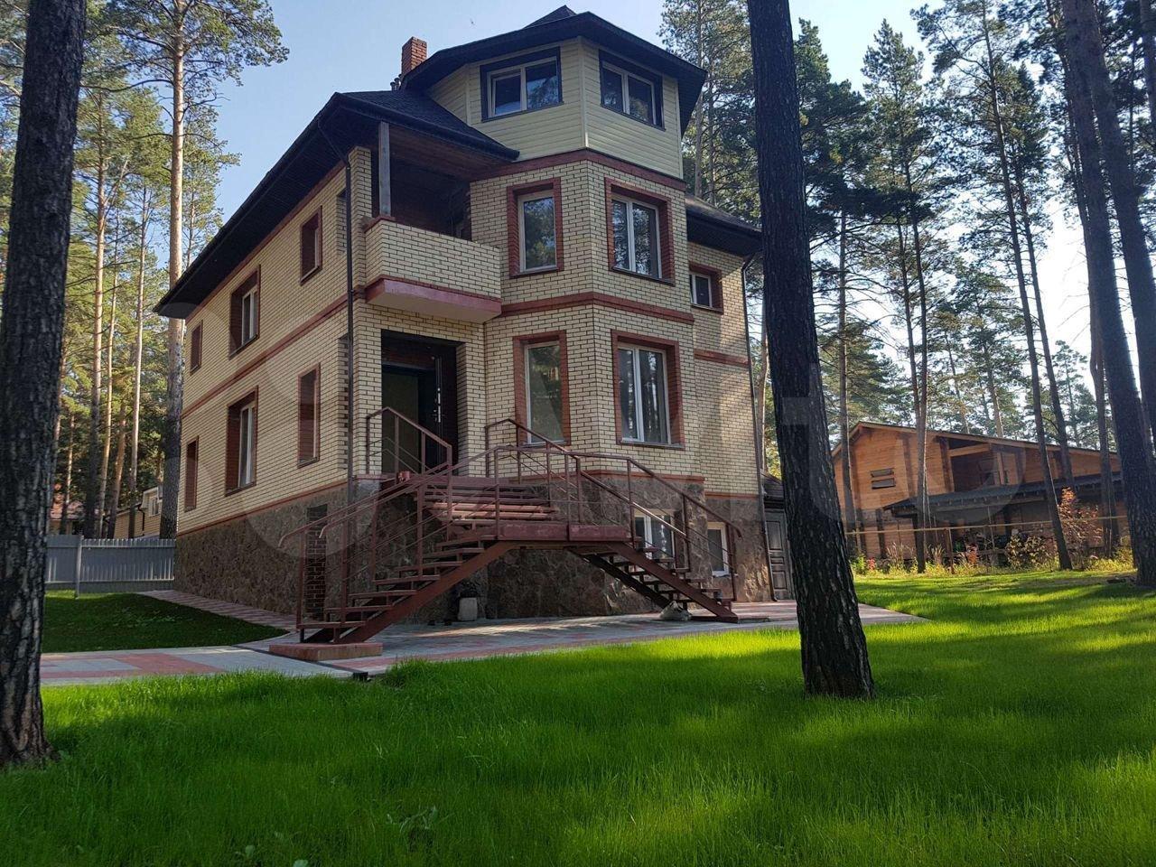 Фото «Чтоб я так жил!»: топ-6 самых шикарных загородных домов под Новосибирском для тех, у кого есть 100 млн рублей на счастье 5