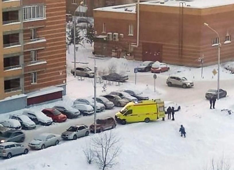 фото Смертельная горка: всё, что известно о гибели маленькой девочки в первый день 2021 года в Новосибирске 5