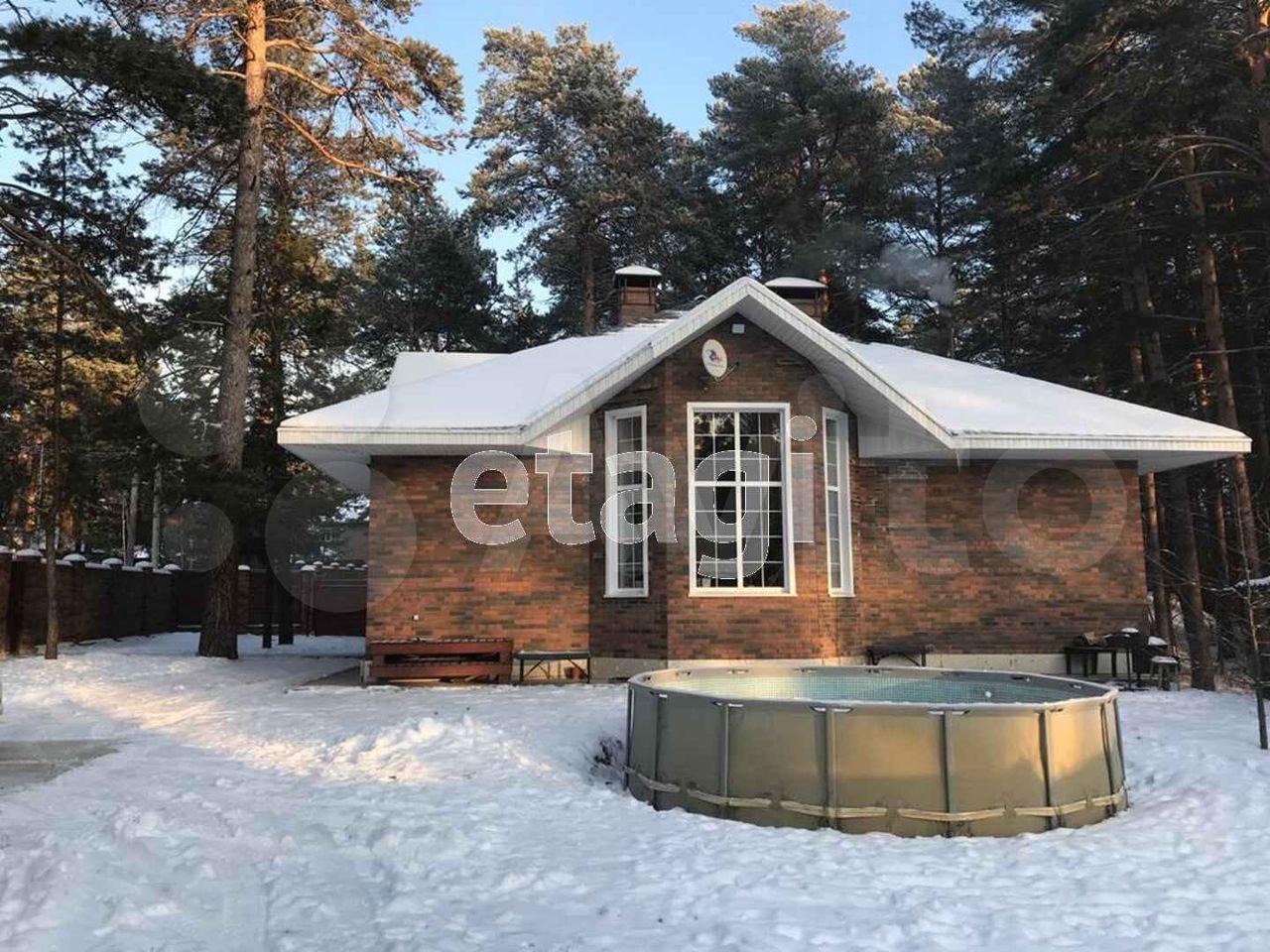 Фото «Чтоб я так жил!»: топ-6 самых шикарных загородных домов под Новосибирском для тех, у кого есть 100 млн рублей на счастье 8