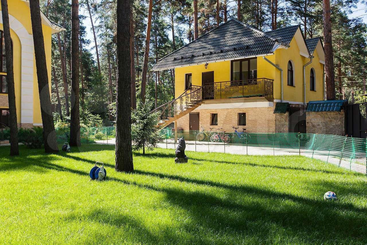 Фото «Чтоб я так жил!»: топ-6 самых шикарных загородных домов под Новосибирском для тех, у кого есть 100 млн рублей на счастье 11