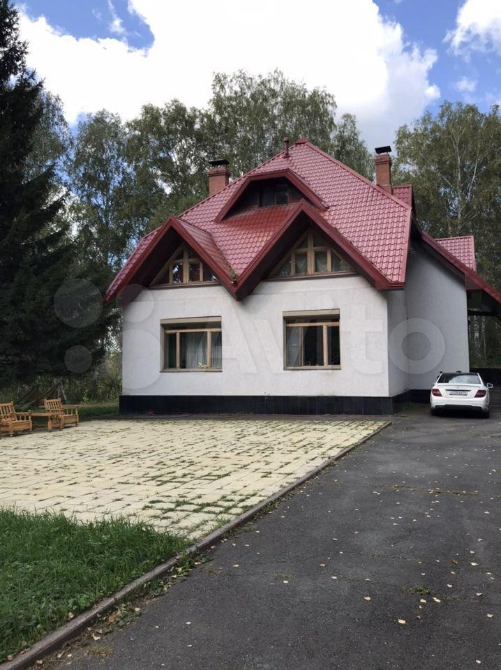 Фото «Чтоб я так жил!»: топ-6 самых шикарных загородных домов под Новосибирском для тех, у кого есть 100 млн рублей на счастье 20
