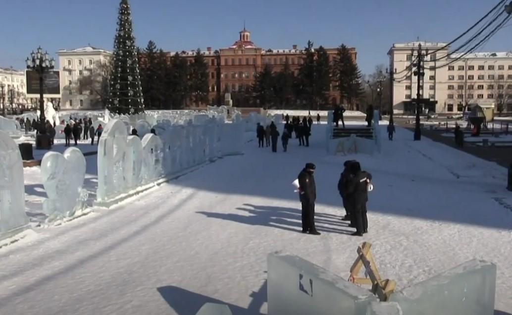 фото Что происходит на несанкционированных митингах во Владивостоке и Хабаровске 2