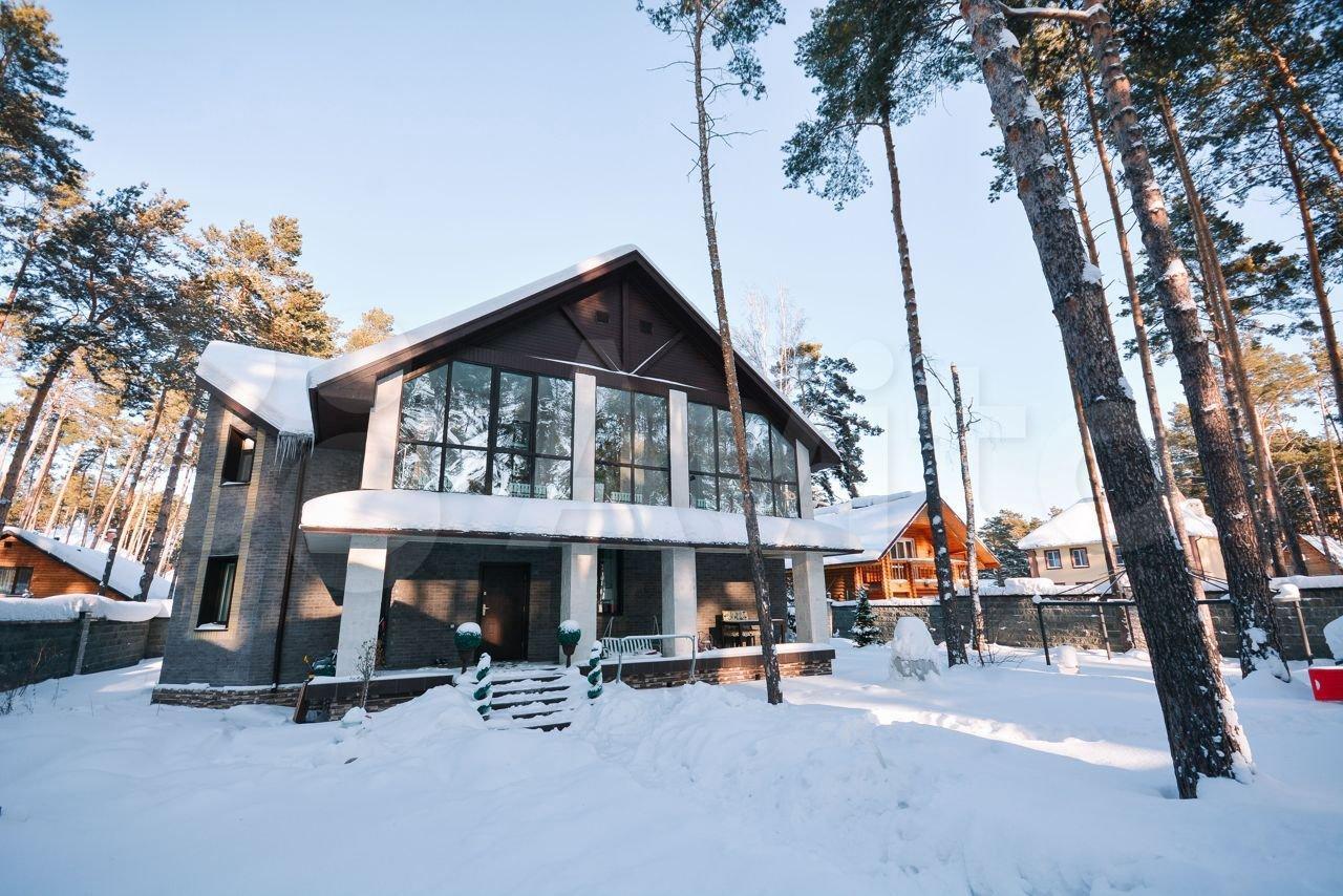Фото «Чтоб я так жил!»: топ-6 самых шикарных загородных домов под Новосибирском для тех, у кого есть 100 млн рублей на счастье 2