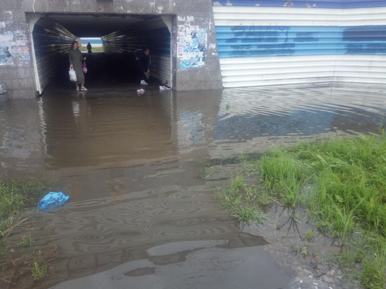 Фото «Здесь же не Иркутск»: администрация Оби не видит проблемы в затоплении города 4
