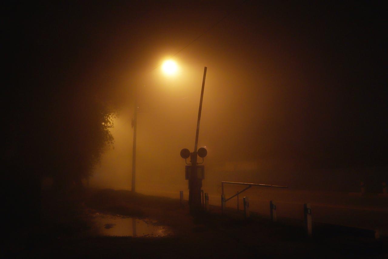 фото Барнаул на ночь превратился в Сайлент-Хилл 2