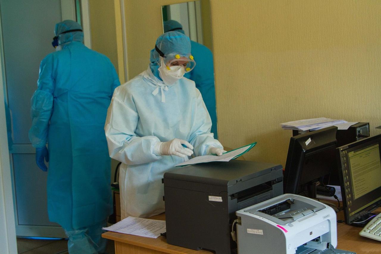 Фото Коронавирусный госпиталь откроется на базе горбольницы Бердска 2