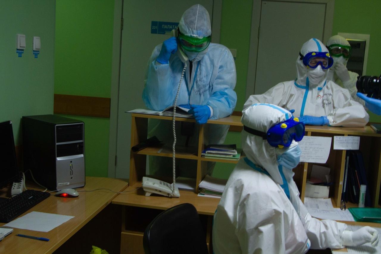 Фото Ещё один медик скончалась от коронавируса в Новосибирске 2
