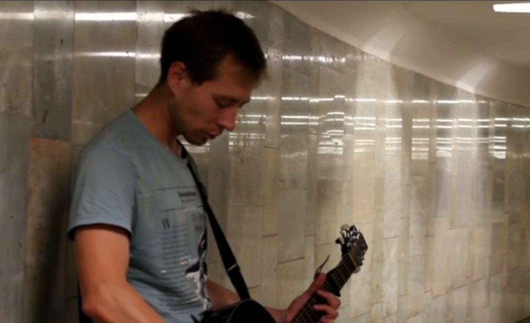 Фото Музыка большого города: как работают исполнители подземки 5