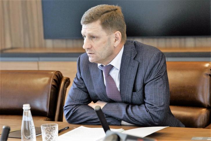 фото Губернатора Хабаровского края задержали за организацию убийств 2