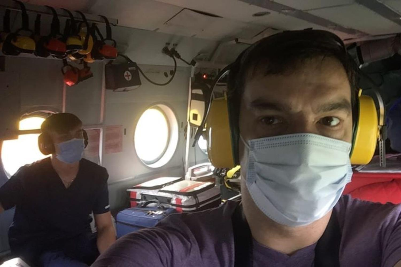 Фото Экстренный вылет: корреспондент Сиб.фм провёл смену с авиамедицинской бригадой 10