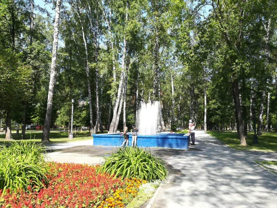 Фото Жителям Новосибирска предложили придумать имена для скверов в своих микрорайонах 3
