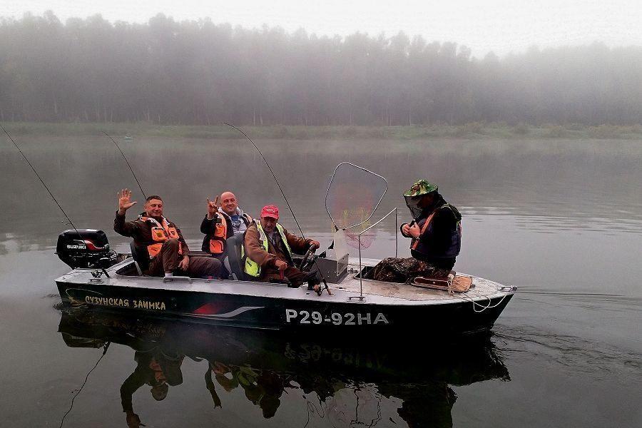 фото Ни хвоста, ни чешуи: где отдохнуть и порыбачить вблизи Новосибирска