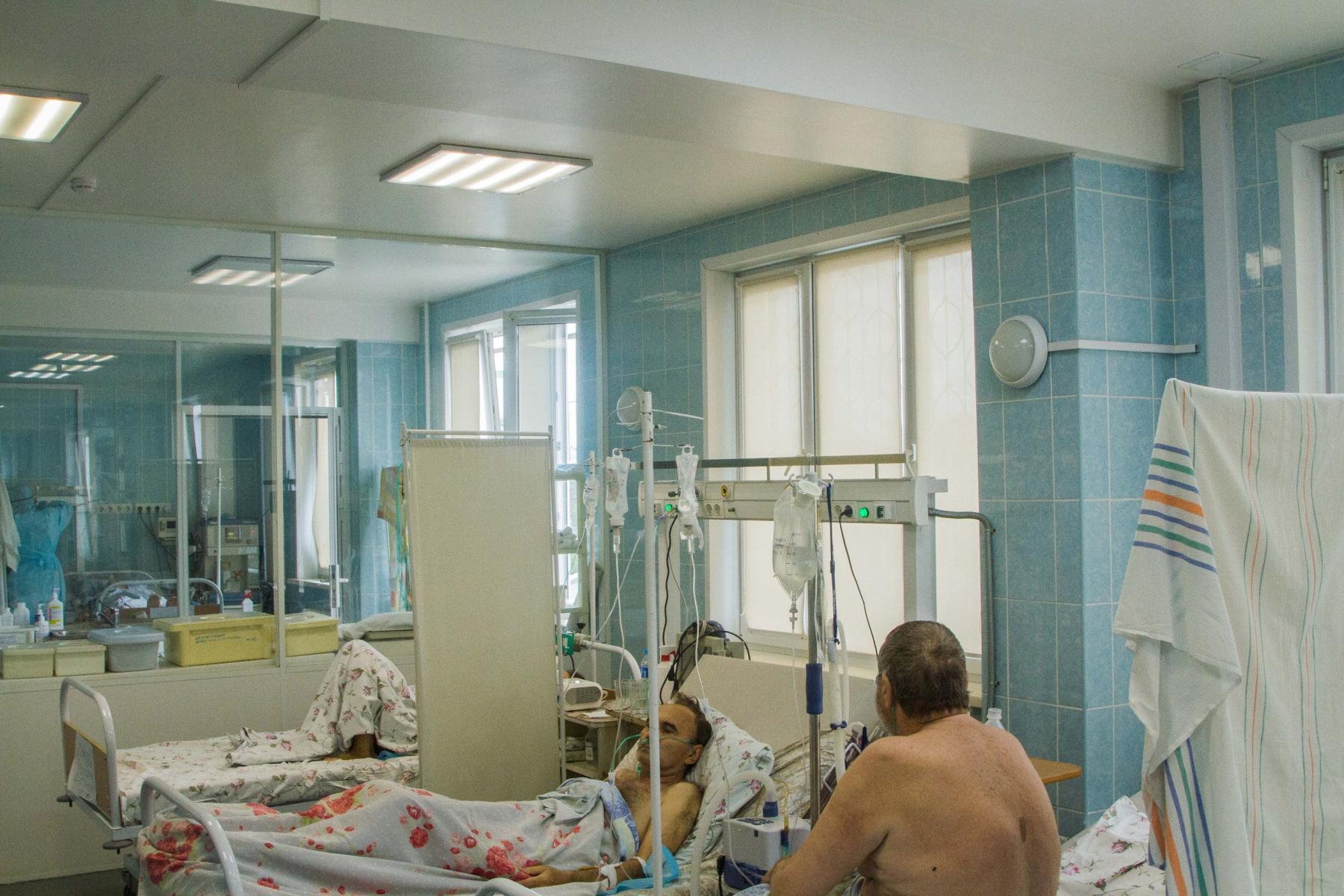 Фото Коронавирус в Новосибирске: ситуация к 9 июля 3