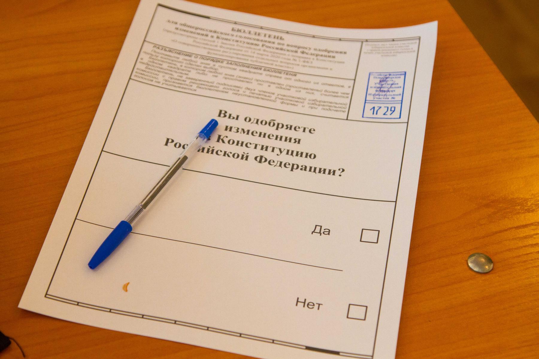 фото Конституция 1 июля: главные изменения и поправки 2
