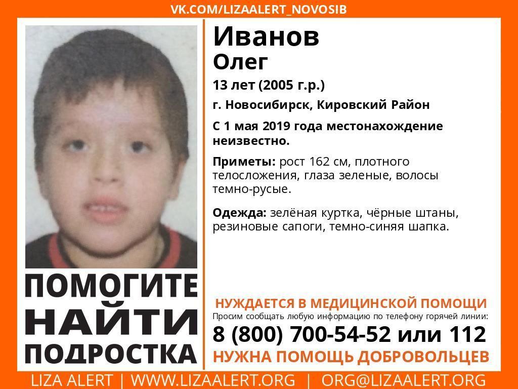 фото Может прятаться на дачах: волонтёры выдвинулись на поиски пропавшего в Новосибирске подростка-аутиста 3