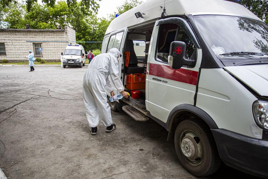 фото Коронавирус в Новосибирске: ситуация на 13:00 1 июля – хроника, последние новости 2