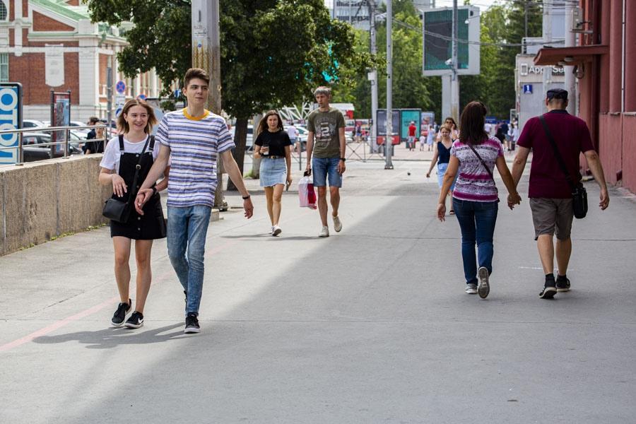 Фото Соскучились по свободе: как в Новосибирске проходит первый день выхода из полной самоизоляции 2