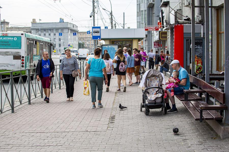 Фото Соскучились по свободе: как в Новосибирске проходит первый день выхода из полной самоизоляции 3