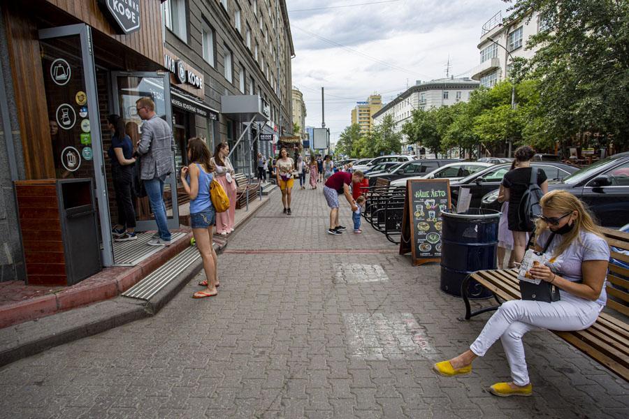 Фото Соскучились по свободе: как в Новосибирске проходит первый день выхода из полной самоизоляции 7
