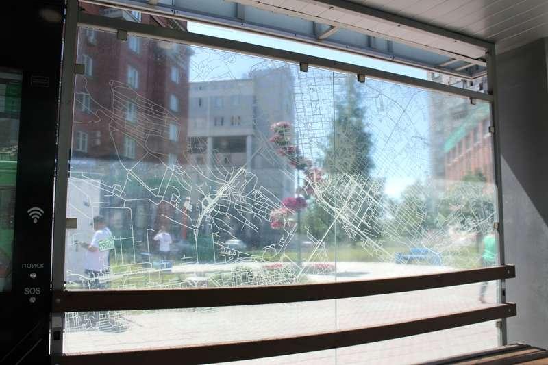 Фото В городе будущего нет места киоскам: «умные остановки» вытеснят ларьки в Новосибирске 6