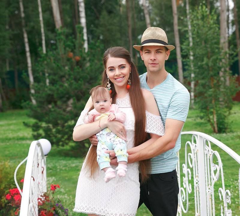 фото Дети «Дома-2»: кто родился у Арая Чобанян и Ирины Пинчук 3