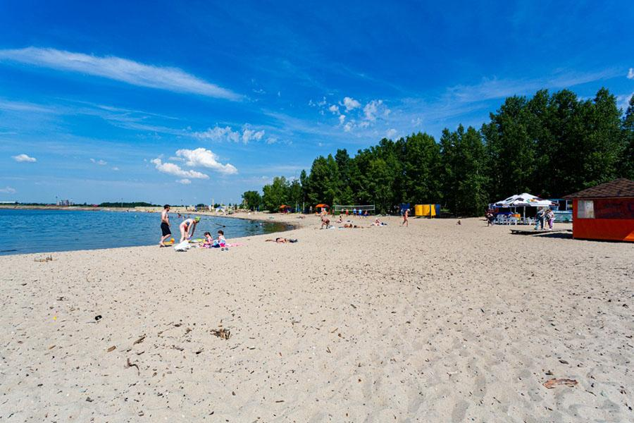 фото Семь мест, где в Новосибирске можно пережить жару 2