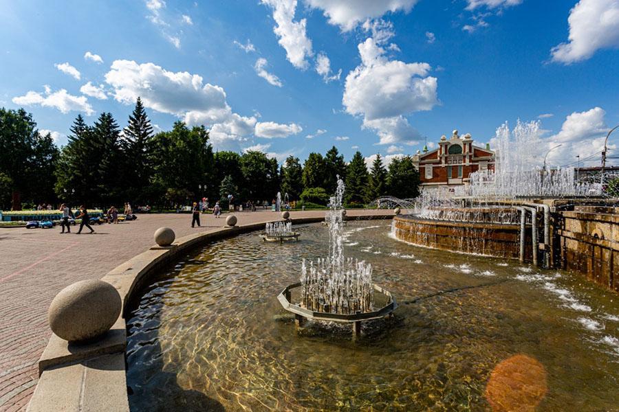 фото Семь мест, где в Новосибирске можно пережить жару 3