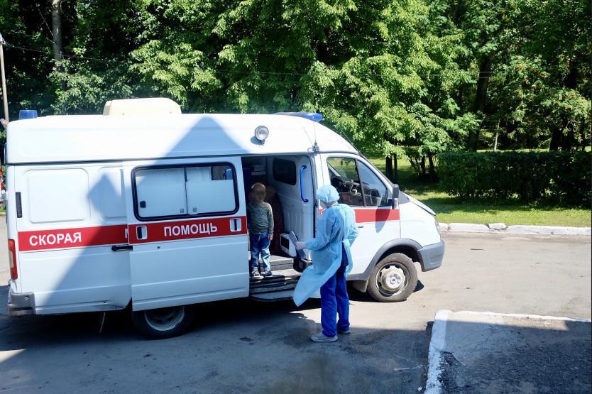 Фото Минздрав прокомментировал гибель двухмесячного ребёнка в коронавирусной больнице Новосибирска 2
