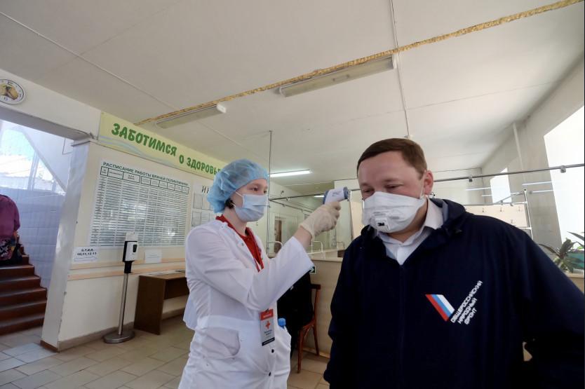 Фото Минздрав Новосибирской области направил врачебный десант в Колывань 2