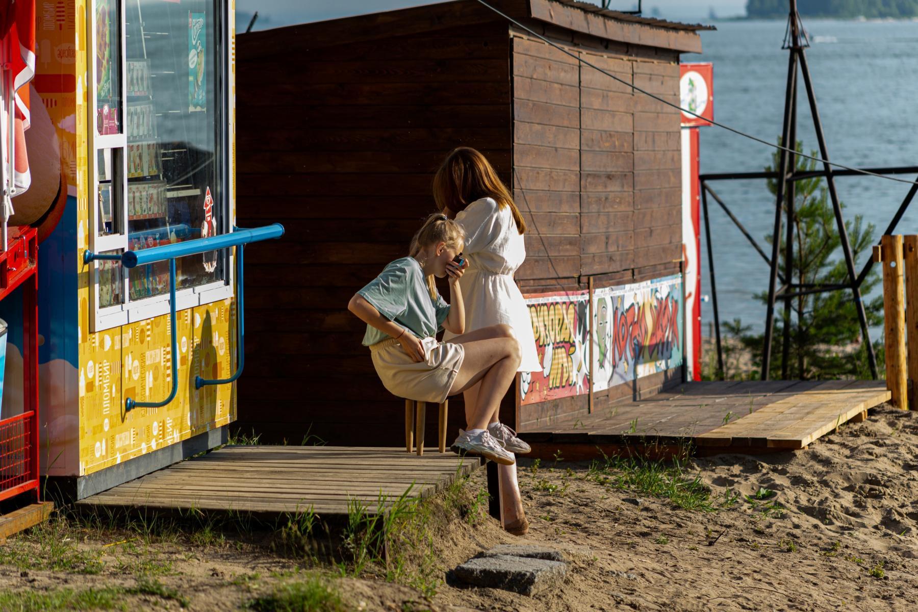Фото Адское пекло: как спастись от жары в Новосибирской области 4