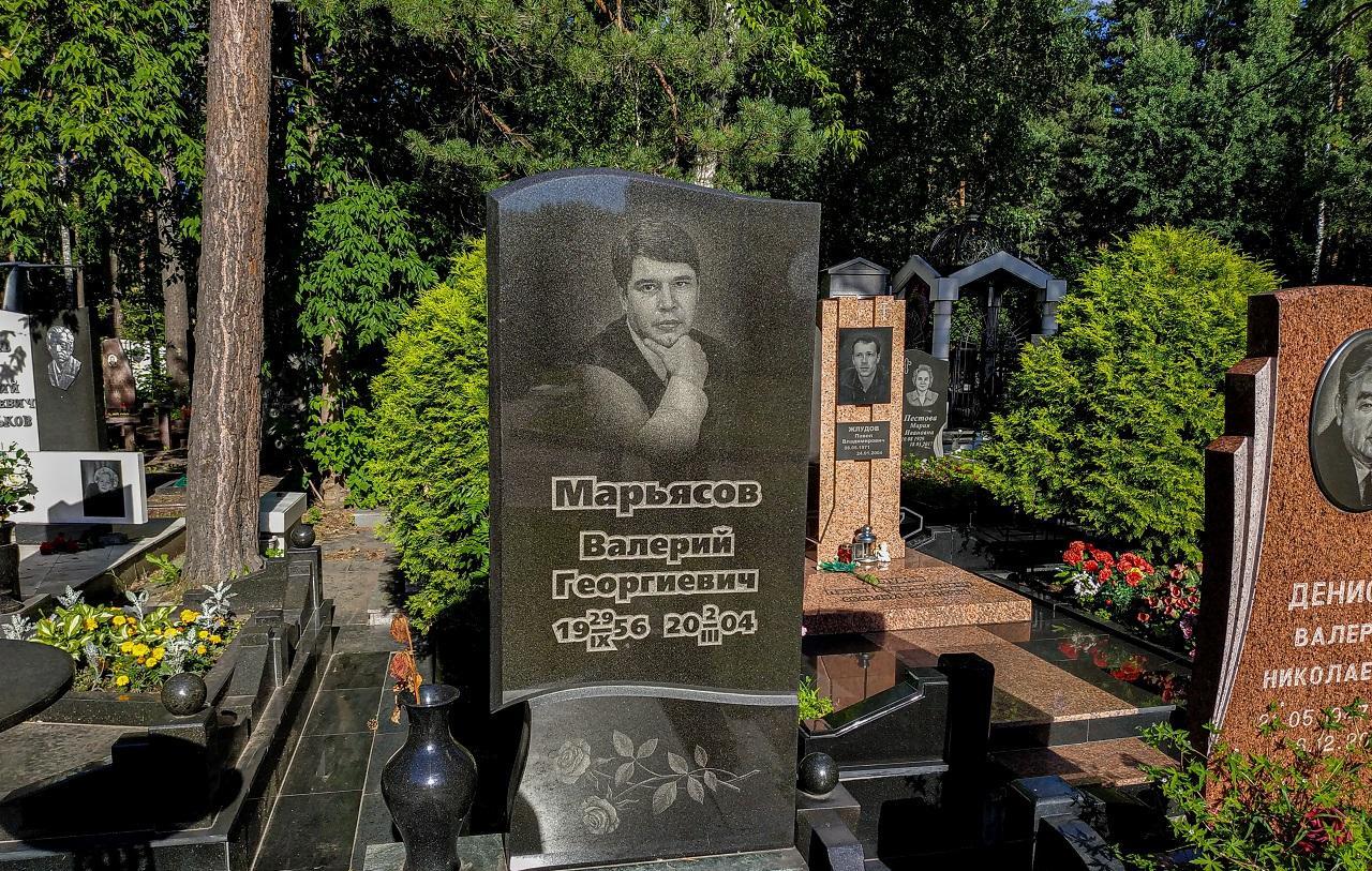 фото Могилы самых известных новосибирцев – Часть 1. Первые лица 6
